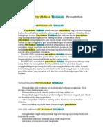 Definisi Kaedah Penyelidikan Tindakan