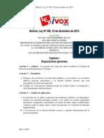 BO-L-N458 Ley Proteccion Denunciantes y Testigos