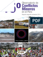 15 Obs. Conflictos Mineros