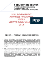 padmam technologies -skill development program