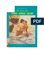 The Story of Phra Abhai Mani