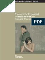 Procedimiento General de Evaluación de Riesgo Psicosocial.pdf1