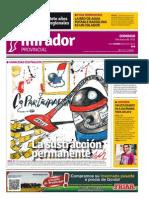 Edición impresa del domingo 03 de mayo de 2015