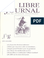 Libre Journal de la France Courtoise N°095