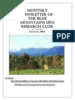 8 2014 Bm Ufo Research Club Newsletter