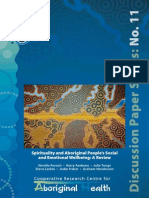 aboriginal health - spirituality and aboriginal peoples social and emotional wellbeing