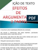defeitos de argumentação 1 parte.ppt