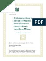 Crisis Economica Construccion Vivineda Docto65