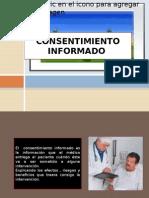 CONSENTIMIENTO Y SECRETO PROFESIONAL.pptx