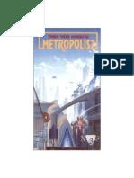 Thea Von Harbou - Metropolisz