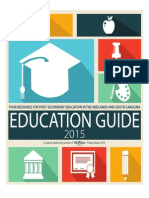 Education Guide, spring 2015