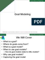 06 Goal Modeling