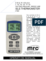 Thermometer 947sd