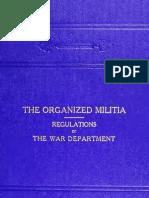 (1910) Regulations for the Organized Militia