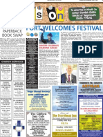 Port Welcomes Festival