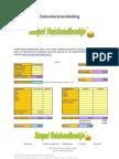 Gebruikershandleiding Simpel huishoudboekje