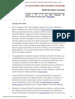 Facchinetti Et Le Préciosisme Dans La Peinture de Paysage, Par Mabeli Dos Santos Fernandes
