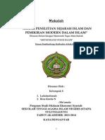 Makalah Metodologi Studi Islam