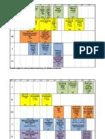 Plan Zajęć - Kompozycja, Dyrygentura, Teoria Muzyki