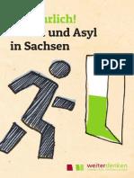 Mal ehrlich! Flucht und Asyl in Sachsen