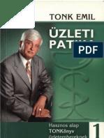 Tonk Emil - Üzleti Patika