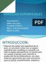 EQUIPOS SUPERFICIALES