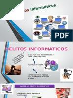Diapositivas de Delitos Informáticos