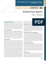 Chapter 34 - Antidiarrheal Agents
