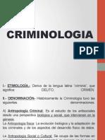 Criminologia Concepto Evolucion Etapa Precientifica