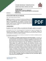 00039_2014_084 r1 Inadmisible Lista Huacullani Pico