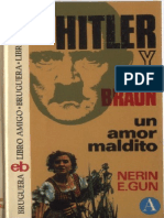 Hitler y Eva Braun - Nerin E. Gun