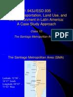 Santiago Lecture 1