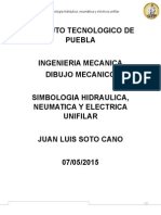 Simbologia Hidraulica,Neumatica y Electrica Unifilar