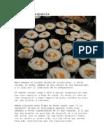 Sushi a La Española