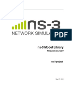 Ns 3 Model Library