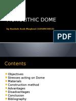 Presentation Seminar Monolithic Dome FINAL