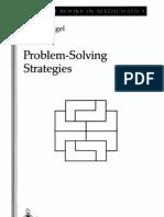 Arthur Engel - Problem Solving Strategies