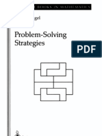 Arthur Engel - Problem Solving Strategies