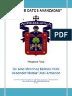 Diagramas Proyecto Final BDA