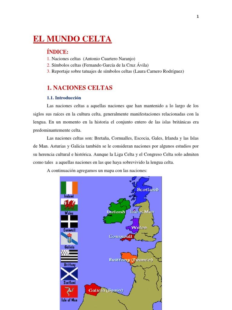 Símbolos celtas | Scotland | Wales