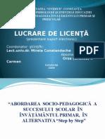 Power Point Licenta 2