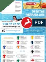 Ofertas Verano 2015