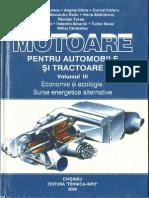 Motoare Pt Automobile Si Tractoare III