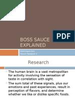 CainD_Test1 - BOSS Sauce