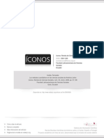 Metodos Cuantitativos en Las Ciencias Sociales Latinoamerica