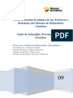 Caracterizacion Ecologica Humedales Amaluza