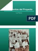 Planos de un proyecto