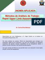 1.- Ergonomia - RULA