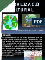 Globalización Cultural gfd
