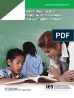 RTI Math Part 1